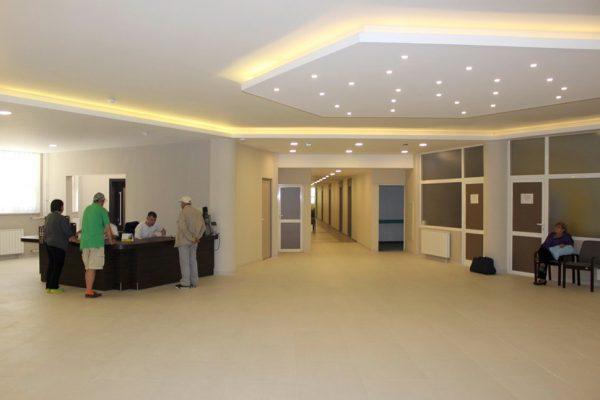 Terapevtski oddelek v hotelu Reumal