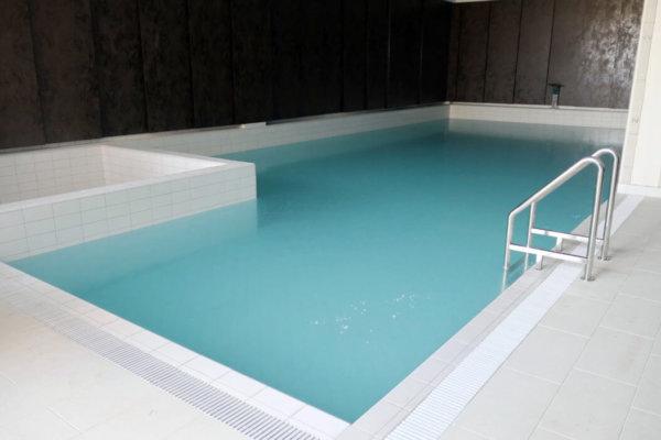 Novi kompleks bazen