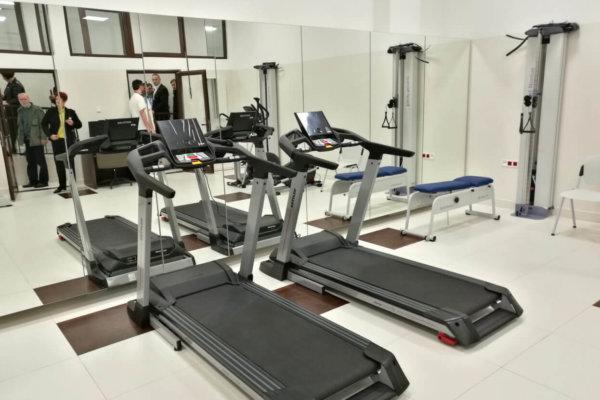Novi kompleks fitnes